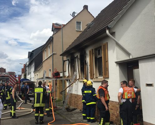 Bildrechte Feuerwehr Hochheim
