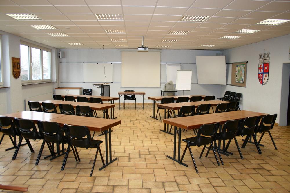 Gerätehaus der Feuerwehr Hochheim, Unterrichtsraum