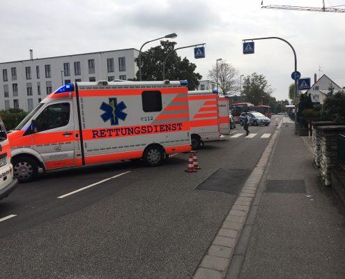 Verkehrsunfall Breslauer Ring 20.09.2017